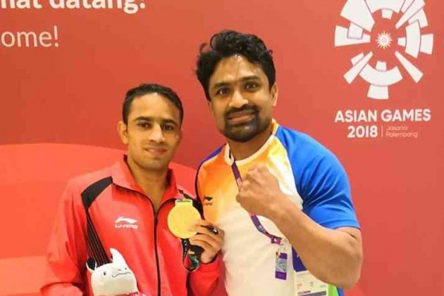 CA Kuttappa Takes Over As India's Chief Boxing Coach For Men; Vikas Krishan Out Of National Camp