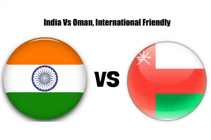 India Vs Oman, International Friendly: Likely XIs, Date, Time And Venue