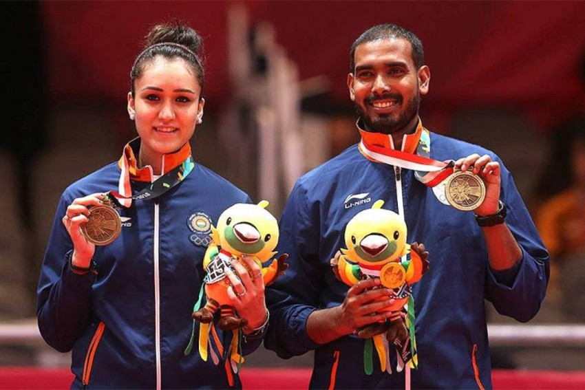 Table Tennis Year-Ender 2018: Best-Ever Year For Indian Paddlers