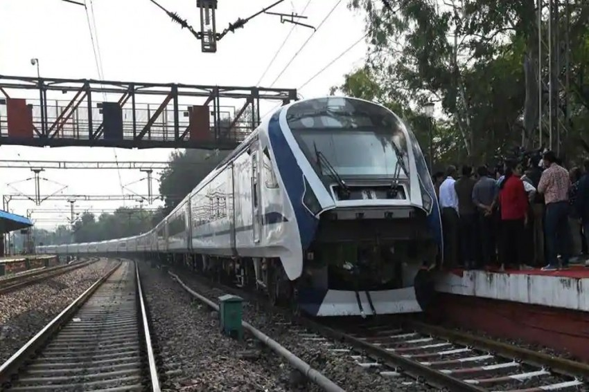 Train 18 Officially Becomes The Fastest Train In India, Piyush Goyal Tweets Video