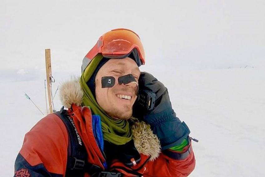 American Adventurer Colin O'Brady Completes Solo Trek Across Antarctica