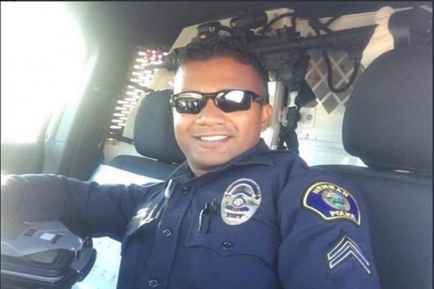 Indian-Origin Police Officer Shot Dead In California