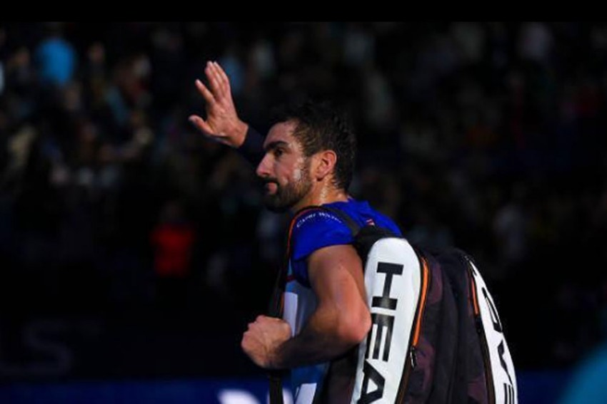 Maharashtra Open: Knee Injury Forces Former US Open Champion Marin Cilic Out