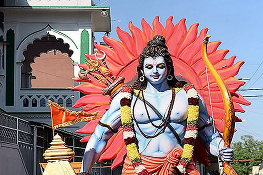 BJP MP Demands House For Lord Ram under PMAY, Says God Has Been Living In Tent