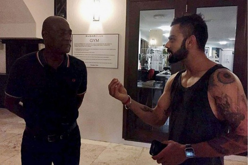 Sledging Can Bring Best Out Of A Player, Says West Indian legend Viv Richards