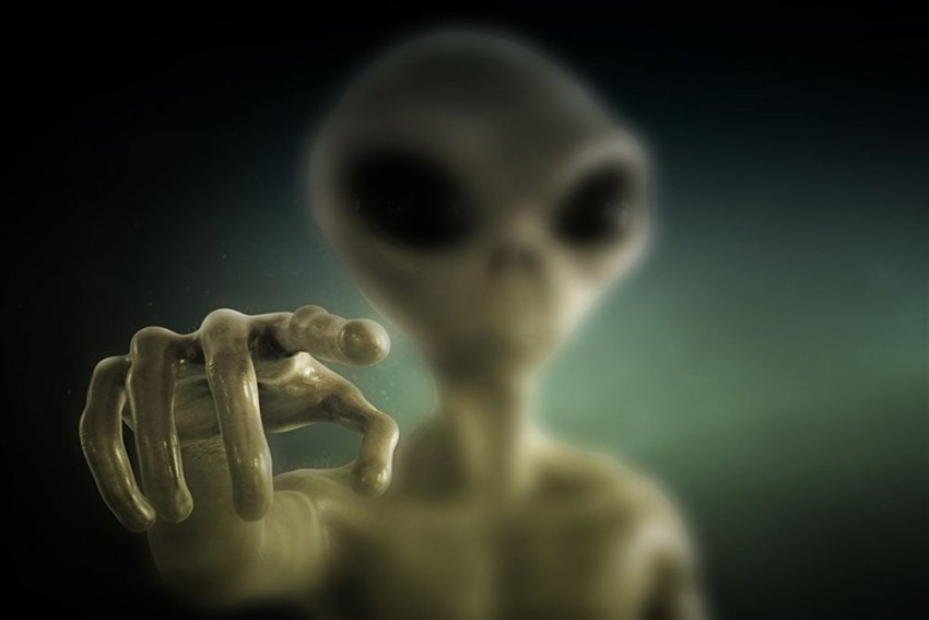 Spotted Alien Sending Information About Earth, Man Writes To PMO