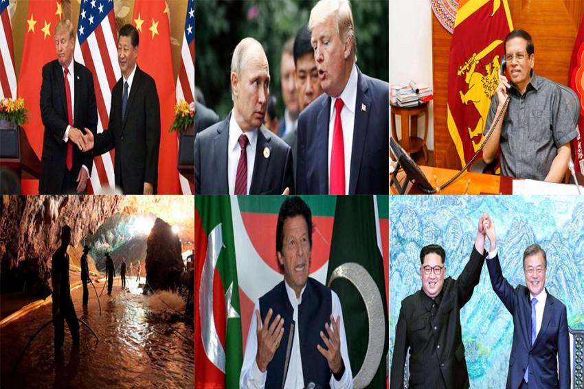 International Stories That Made Headlines In 2018