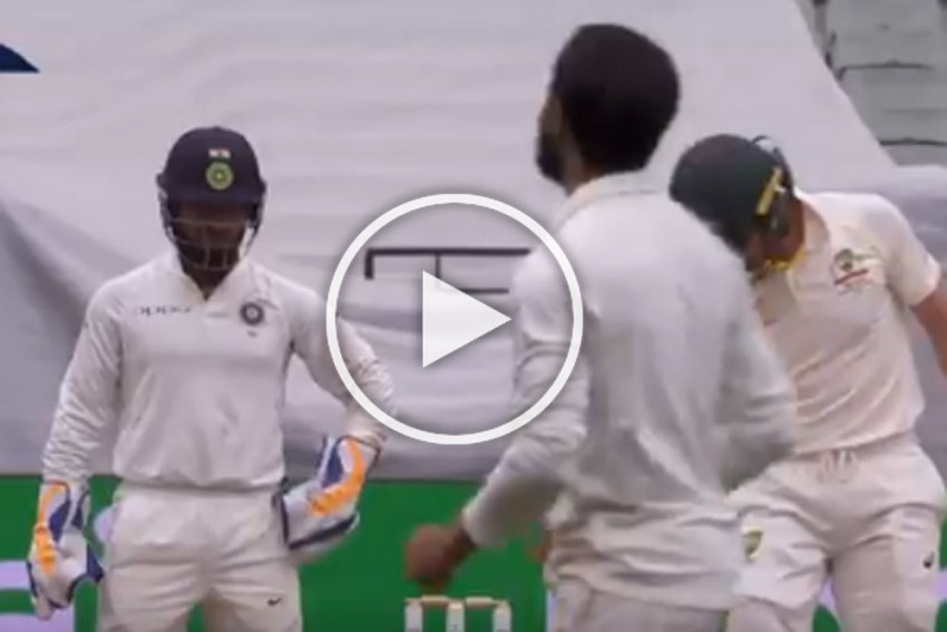 Rishabh Pant Takes Revenge, Taunts Tim Paine With 'Temporary Captain' Jibe – WATCH