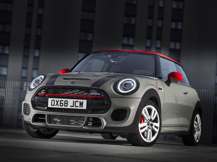 Mini Cooper JCW Gets Cleaner For 2019