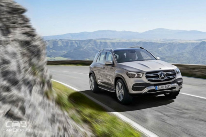 Mercedes-Benz Reveals Diesel Engine Options For Upcoming GLE SUV
