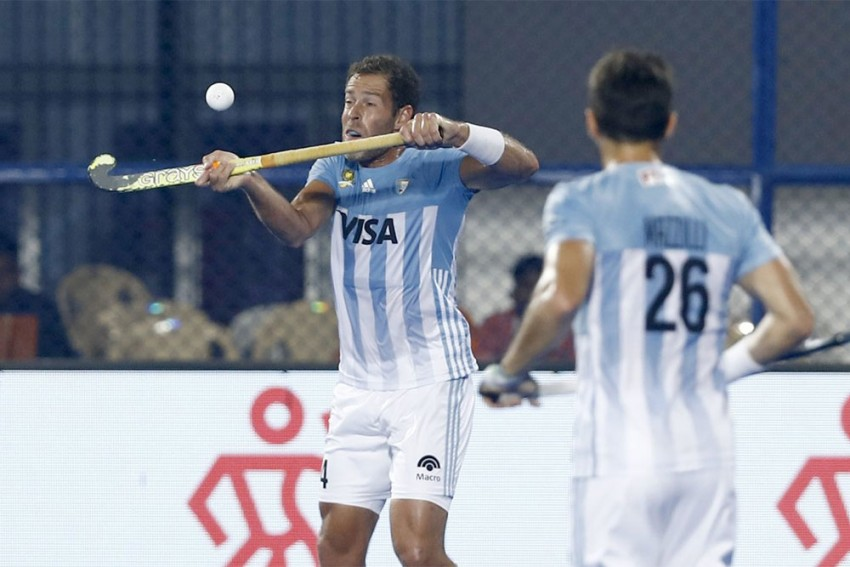 Hockey World Cup: Argentina Humble New Zealand, Become First To Qualify For Knock-Outs