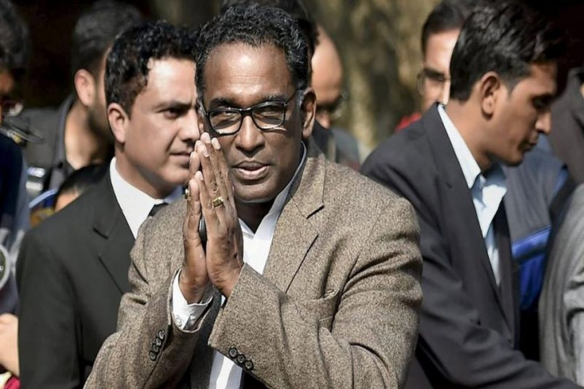 I Don't Disagree With Justice Joseph: Justice Chelameswar On 'Someone From Outside' Remark