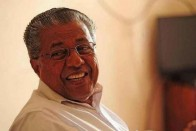 You Have Become Closest Buddy Of RSS: Kerala CM To Congress