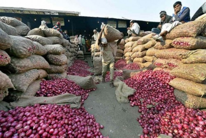 Maharashtra Farmer Gets Rs 1064 For 750kg Of Onion Sends Earnings To Narendra Modi In Protest