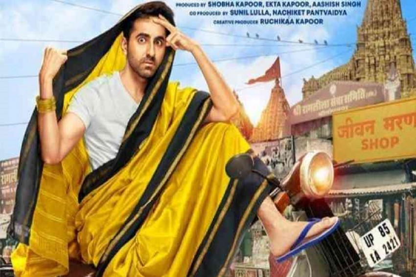 Catch The First Glimpse Of Ayushmann As 'Dream Girl'