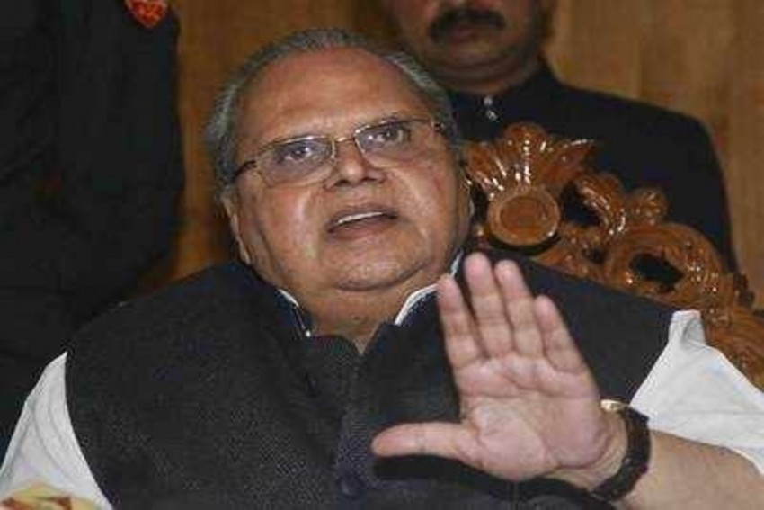 Not Changing Permanent Residency Rules In State: J&K Governor Satya Pal Malik