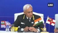 Indian Navy Planning To Enhance Maritime Capacity: Sunil Lanba