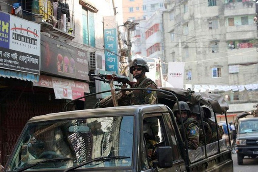 Bangladesh Election: Voting Ends,13 Killed In Poll-Related Violence