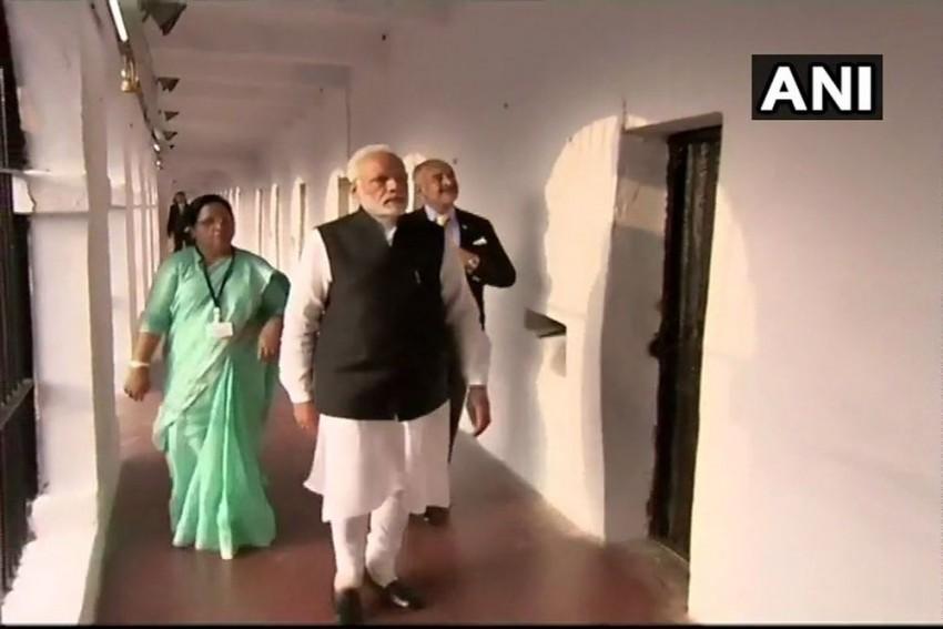 PM Modi Renames 3 Islands Of Andaman & Nicobar