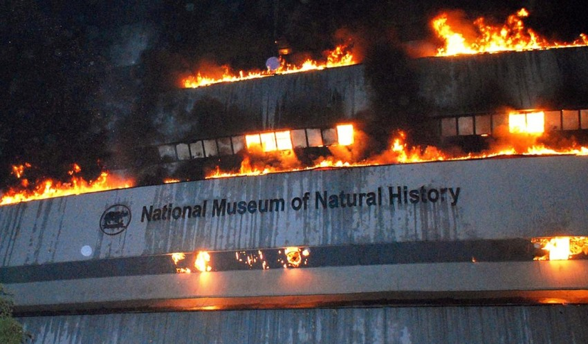 Majority Indian Museums Not Prepared For Fire: Global Expert