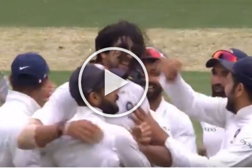 Australia Vs India: Watch India's Historic Boxing Day Test Winning Moment – VIDEO
