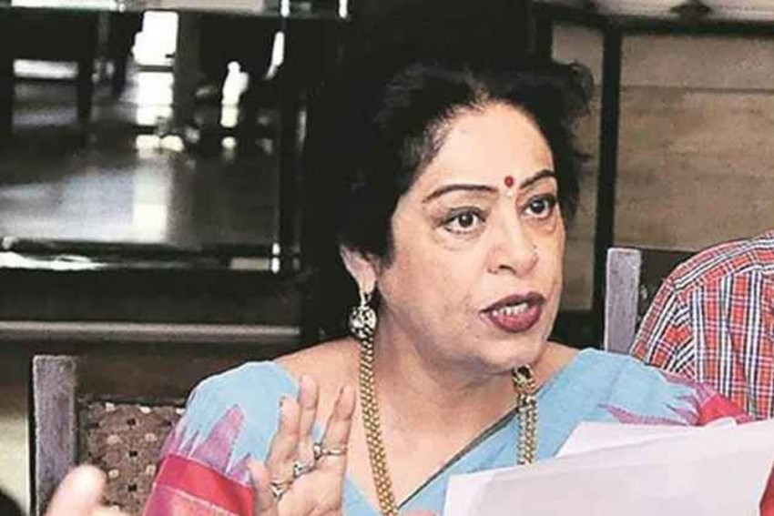 'The Accidental Prime Minister' Should Be India's Official Entry To Oscars: Kirron Kher