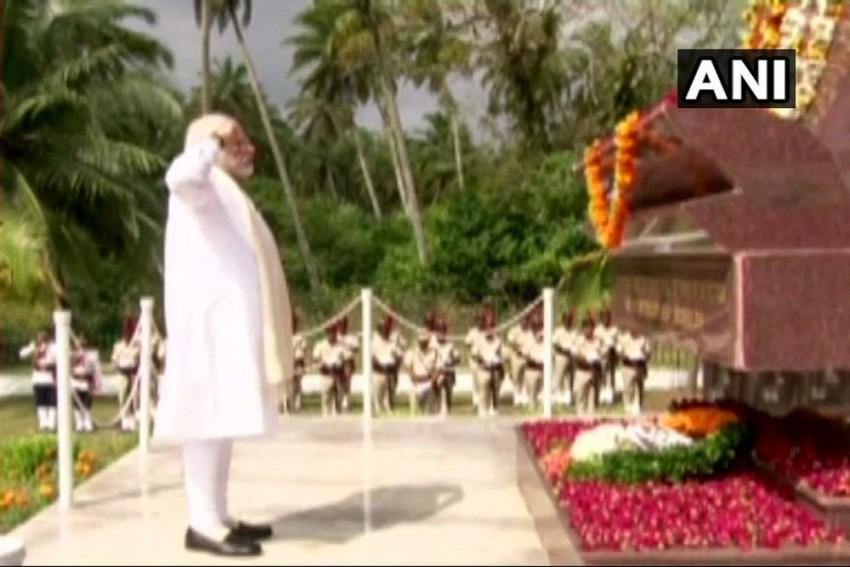 Govt Plans To Erect Sea Wall In Andamans: PM Modi