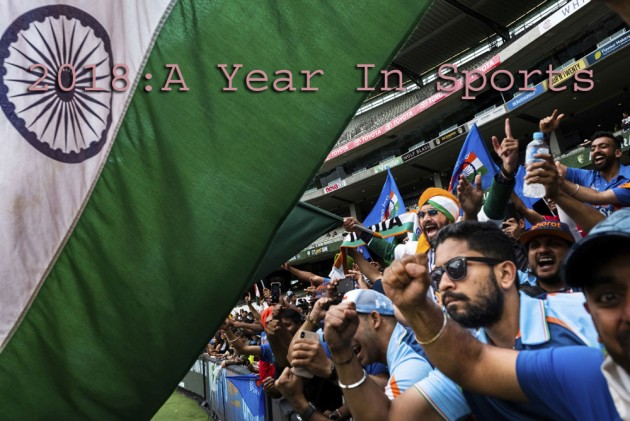 Sports In 2018: Your Month-By-Month Look At Most Important Events, Feats And Controversies
