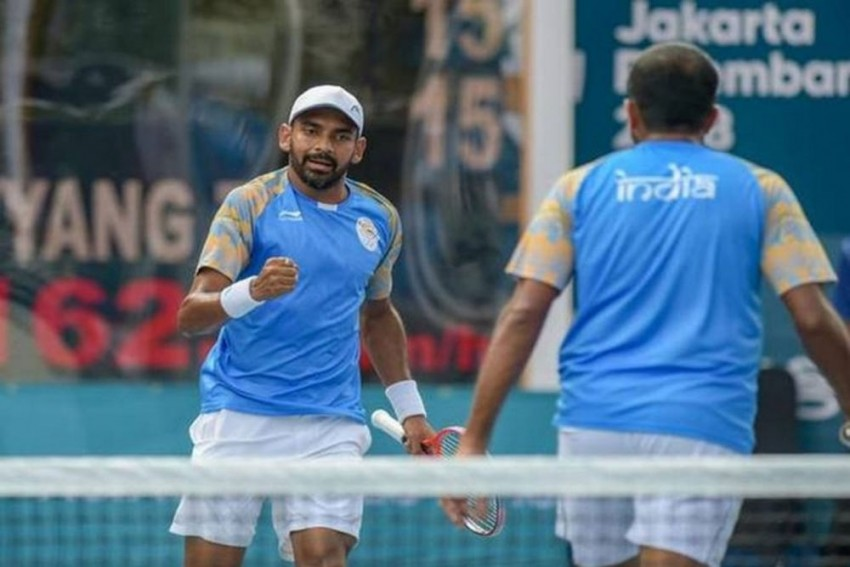 Davis Cup: Indian Team For World Group Qualifier Against Italy Announced; Leander Paes Remains On Sidelines