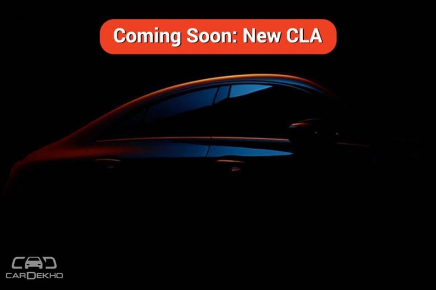 New Mercedes-Benz CLA Spied & Teased Ahead Of 8 Jan 2019 Reveal