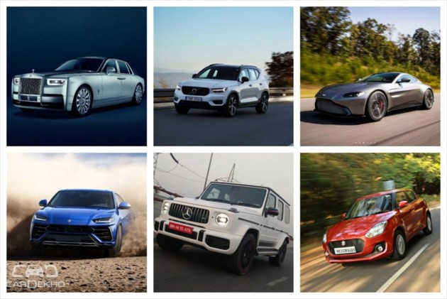 CD Speak: Best-Looking New Cars Launched In 2018
