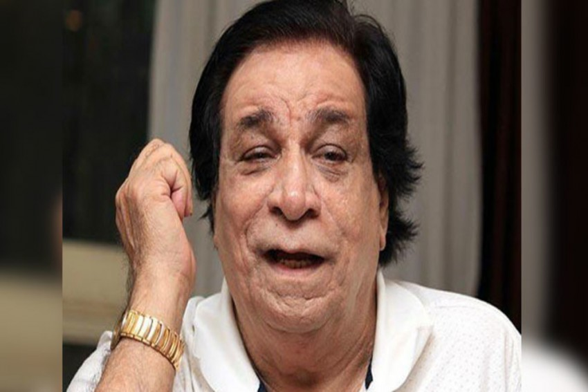 'It Is All A Lie. My Father Is In Hospital,' Kader Khan's Son Dismisses Reports Of His Death