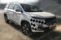 India-bound MG SUV Spied In China; Cabin Revealed