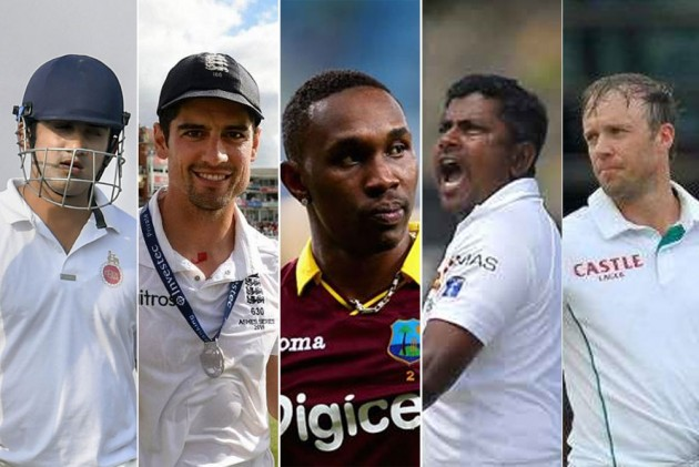 Top 10 Cricketers Who Retired In 2018