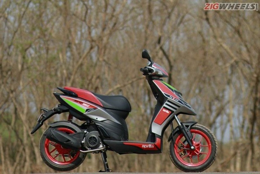 Aprilia, Vespa Scooters Updated With ABS