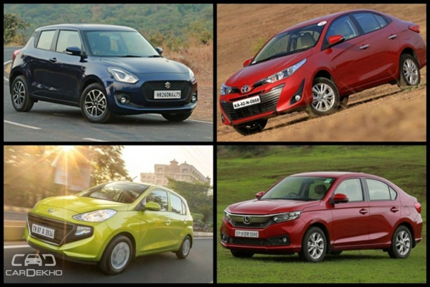 Top 10 Most Popular Cars Under Rs 10 Lakh That Went On Sale In 2018