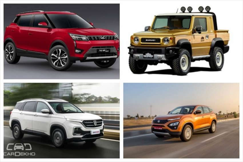 Weekly Wrap-up: Tata Harrier and New Maruti WagonR Launch Date Revealed, Mahindra XUV300 Unofficial Bookings Begin, And More