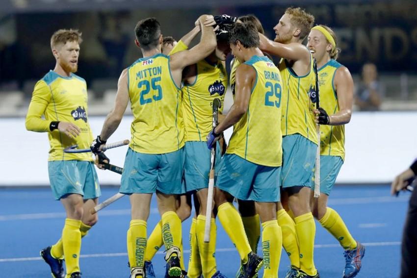 Hockey World Cup: Defending Chapions Australia Thrash England 3-0, Qualify For Next Round