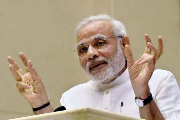 Reservation To Minorities An Act Of Treason, Says PM Modi