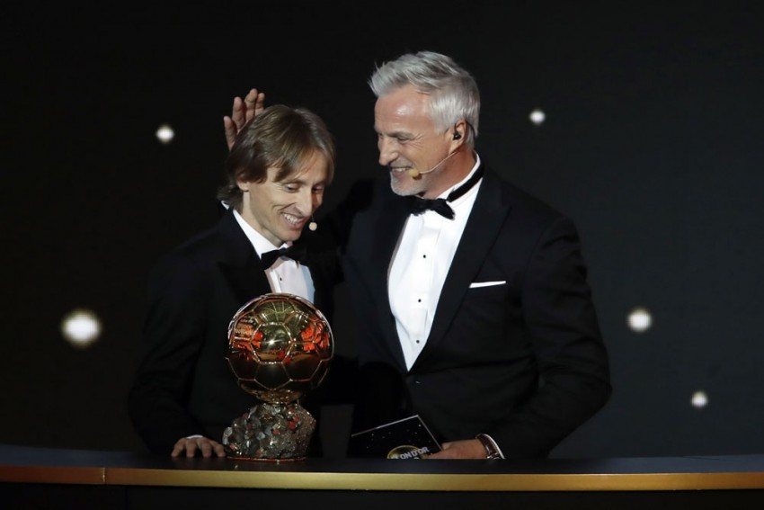 From Croatian War Child To Ballon d'Or Winner: Tracking Luka Modric's Fascinating Journey