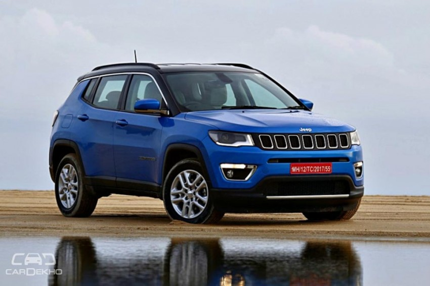 Jeep Expands Compass Production To Europe; Could Free Up Capacity For Renegade In India