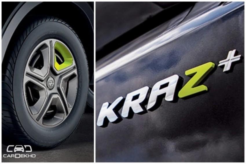 Tata Nexon Kraz Spotted in Calgary White; Launch Soon