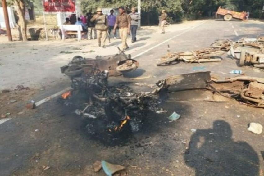 Bajrang Dal Activist, Farmer, Army Jawan: Here Are The Few Men Named In Bulandshahr Violence FIR