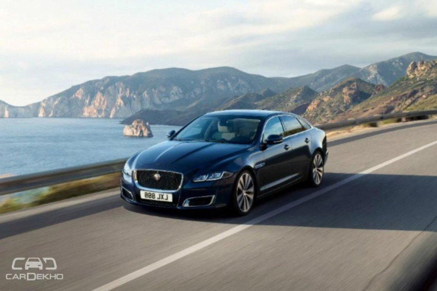 Jaguar Commemorates 50 Years Of XJ With The Launch Of XJ50