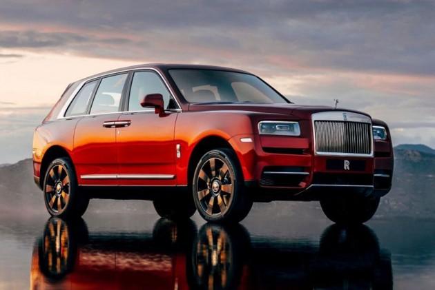 Rolls-Royce Cullinan Launched In India, Will Rival Bentley Bentayga