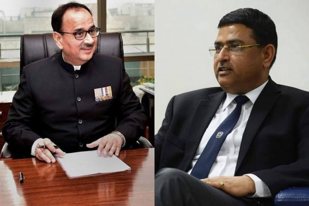 Instead Of Investigating Cases, Top CBI Officers Were Probing Cases Against Each Other: CVC To SC