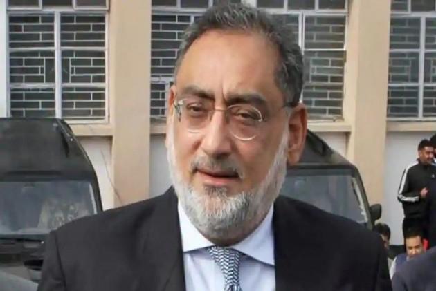 Former Jammu And Kashmir Finance Minister Haseeb Drabu Quits PDP