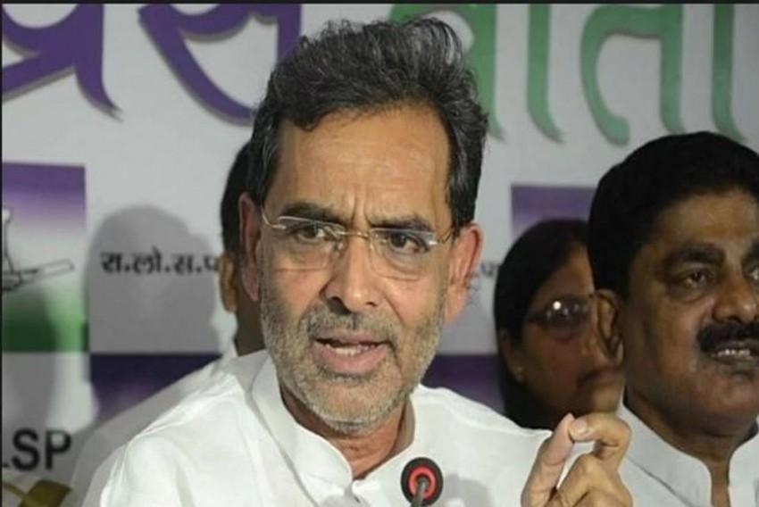 Upendra Kushwaha To Announce RLSP Decision On Quitting NDA Today