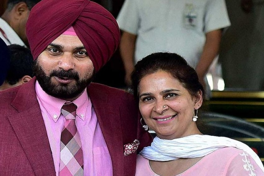 Amritsar Train Tragedy: Magisterial Report On Probe Gives Clean Chit To Navjot Kaur Sidhu