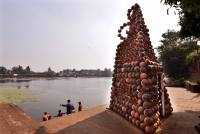 Bhubaneshwar Art Trail: 'Navigation Offline'
